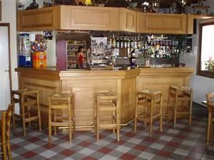Bar D Interieur : bar interieur ~ Preciouscoupons.com Idées de Décoration