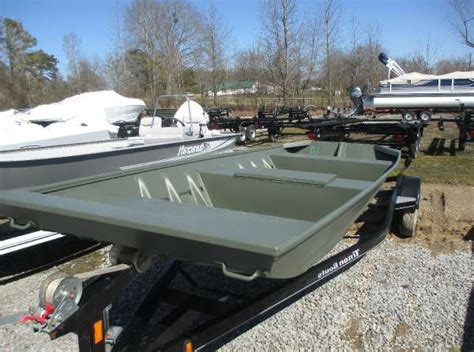 Alweld Boat Dealers Texas by 2015 New Alweld 18 Ft Flat Jon Boat For Sale Southside