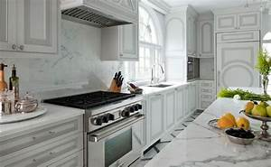 20 kitchens with stylish two tone cabinets With kitchen colors with white cabinets with outline stickers