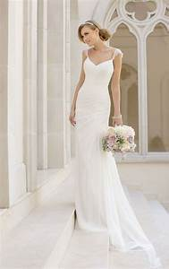 simple wedding dresses with elegance simple weddings With simple romantic wedding dresses