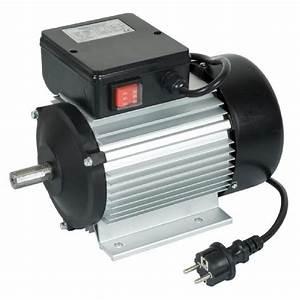 Accessoire Pour Compresseur D Air : moteur compresseur d 39 air 220v interrupteur 2cv 2800 tour ~ Edinachiropracticcenter.com Idées de Décoration
