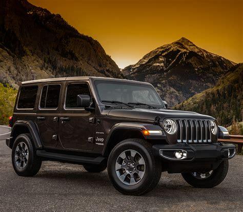 2020 Jeep Wrangler Jl by All New 2018 Jeep Wrangler Jl Jeep Canada