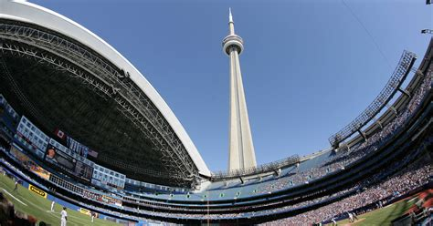 rogers centre toronto canada dome sweet bluejays usatoday sports