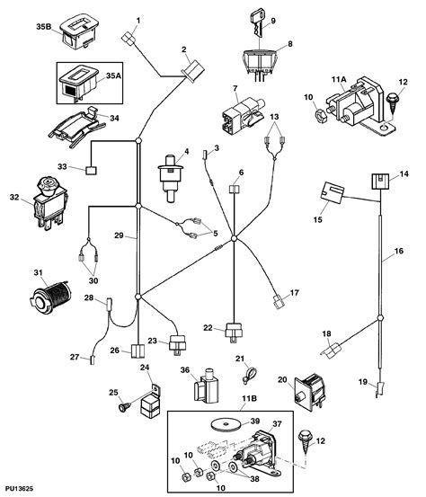 wiring diagram for deere l120 mower the wiring