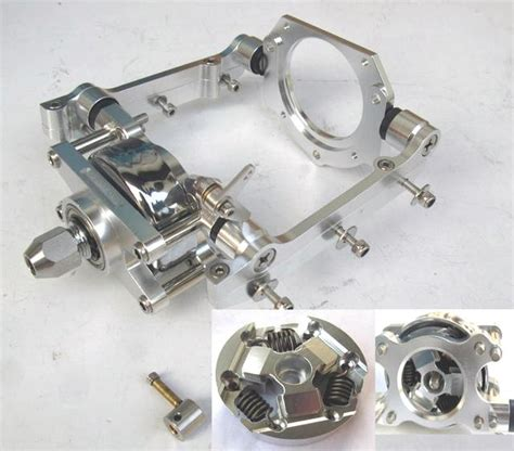 Rc Gas Boat Hardware Kit by Oz Rc Boat Supplies Clutch And