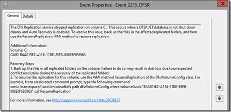 technical stuff sysvol dfs replication annoyances how