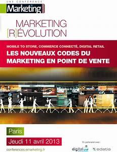 Marketing magazine organise une journée de conférence ...