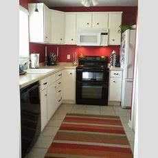 Painting My Kitchen Red On Two Opposite Walls The