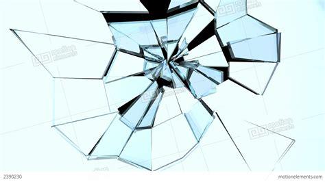 Glass Break 02 Stock Animation