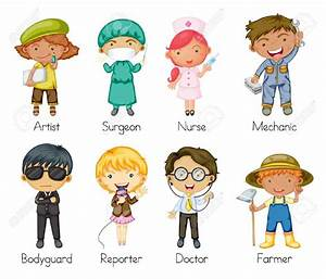 Jobs And Occupations Clipart (36+)