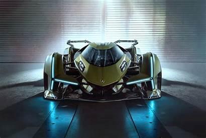 Lamborghini Turismo Gran Lambo V12 Vision Presentata