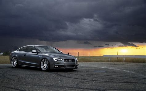 Audi S5 Coupe Car Wheels Tuning Wallpaper Other