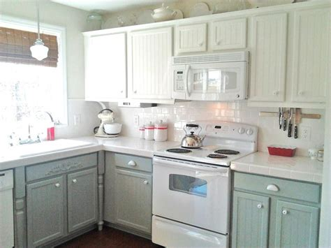 Painting Kitchen Cabinets To Get New Kitchen Cabinet