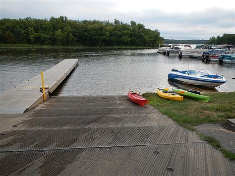 Public Boat Launch Upper Wisconsin Dells by Upper Dells 2