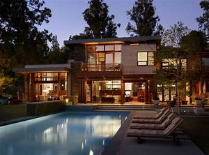 Modern, Dream, Home, Design, California