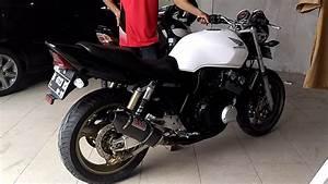 Honda Cb400 Vtec Spec 2  2002  From Bangka