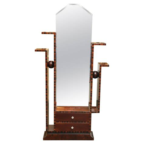 floor mirror sale art deco floor mirror for sale at 1stdibs