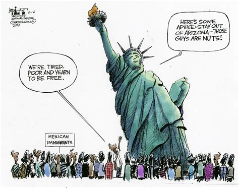 Britt: Lady Liberty has some advice for Mexican immigrants ...