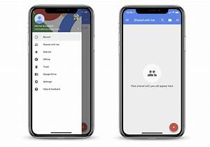 google introduces iphone x support for docs sheets and With google documents on iphone