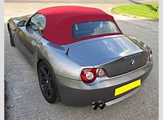 BMW Z4 Hoods in Mohair complete with Glass rear window