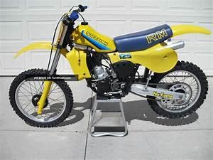 1981 Rm 125 Craigslist