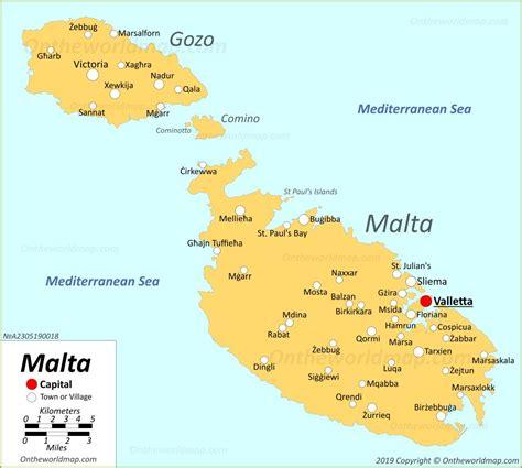 malta maps maps  malta