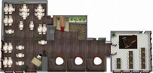 Restaurant Floor Plan RoomSketcher