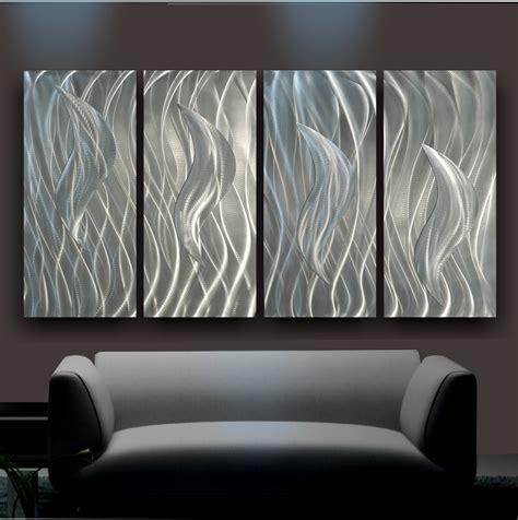 wall designs contemporary metal wall landscape modern metallic wall contemporary