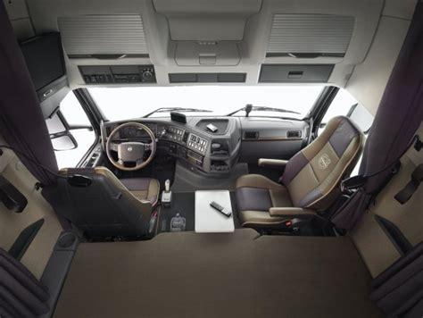 Interieur Cabine Volvo Fh16 Daniel
