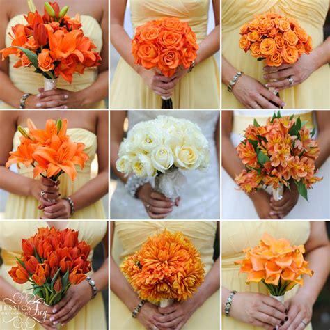 great idea bridesmaids bouquets