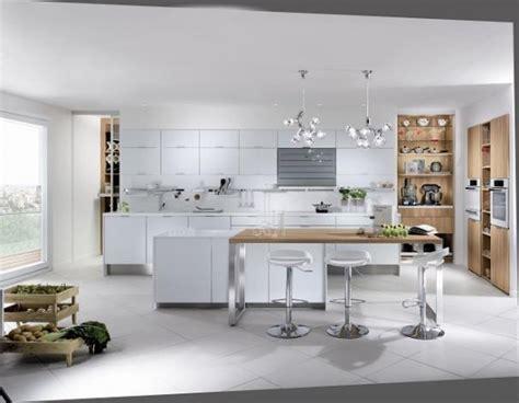 cuisine et blanc 6273 cuisine mobalpa bois et blanc laque arkko
