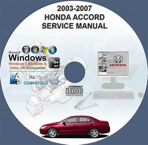 Honda Accord Include V6 2003