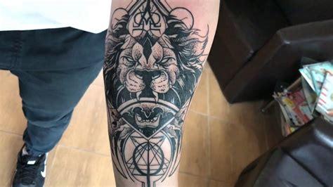 Tattoo Lion  Galerie Tatouage