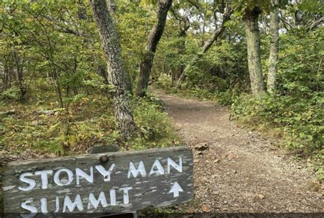 Stony Man Mountain Trail Is A Short, Beautiful Loop In ...