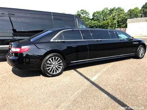 New Lincoln Limo by New 2017 Lincoln Continental Sedan Stretch Limo Quality