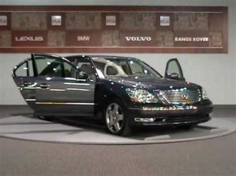 uvb ls for sale 2006 lexus ls430 youtube
