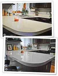 laminate countertop paint DIY Updates for your Laminate Countertops (without ...