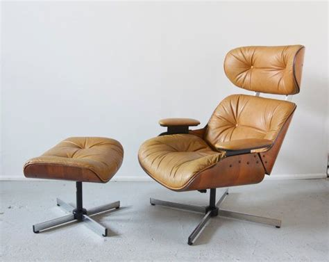 Selig Plycraft Lounge Chair by Mid Century Modern Eames Style Lounge Chair And Ottoman By