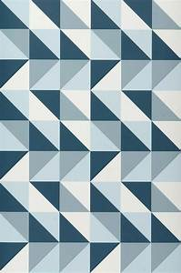 Papier Peint Motif Geometrique : remix papier peint g om trique motifs du papier peint ~ Dailycaller-alerts.com Idées de Décoration