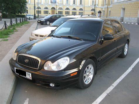 used 2002 hyundai sonata photos 2400cc gasoline ff