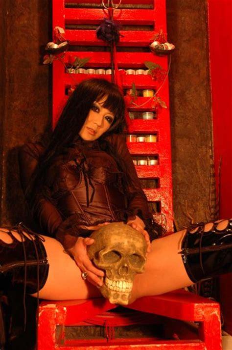 heavy metal magazine girls    dr mikannibal
