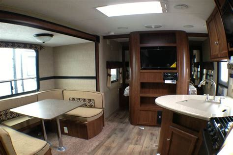 New 2014 Dutchmen Aspen Trail 2110RBS Travel Trailer Stock