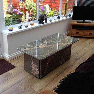 make a granite coffee table granite coffee table home With limestone coffee table