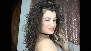 Totally 90's curly hairstyles ️ - YouTube