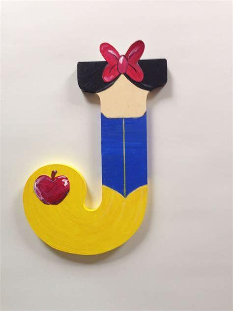 disney themed letter decor letter ideas pinterest