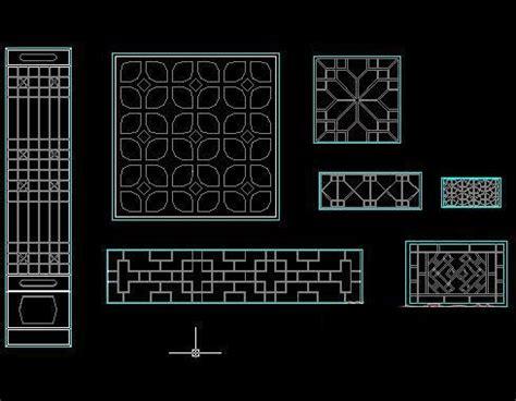 ancient windows cad blockfree autocad drawing cad blocks