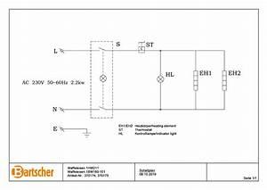 Bartscher 370174 Waffle Maker 1hw211 Wiring Diagram
