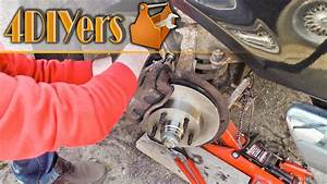 Diy  Ford Ranger 2wd Front Brake Pad And Rotor Replacement