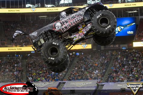 monster truck jam foxborough massachusetts monster jam june 25 2016