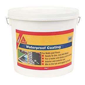 sika waterproof coating grey kg waterproof sealants